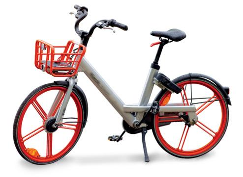 Keck bikes